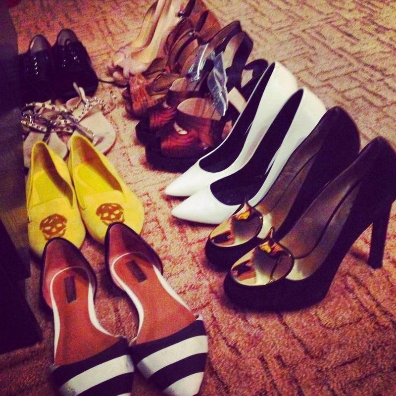 designer shoe inspo