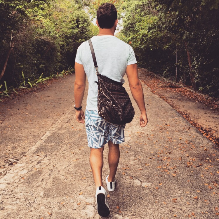 backpacking through tulum mexico