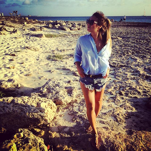 beach boho style. copyright Ela Mariie