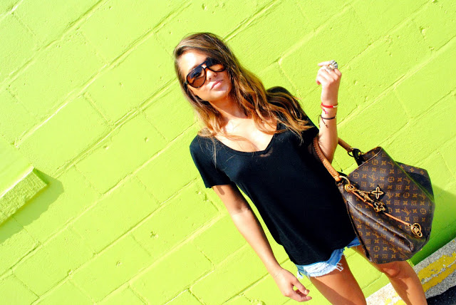 bright neon summer style fashion inspiration
