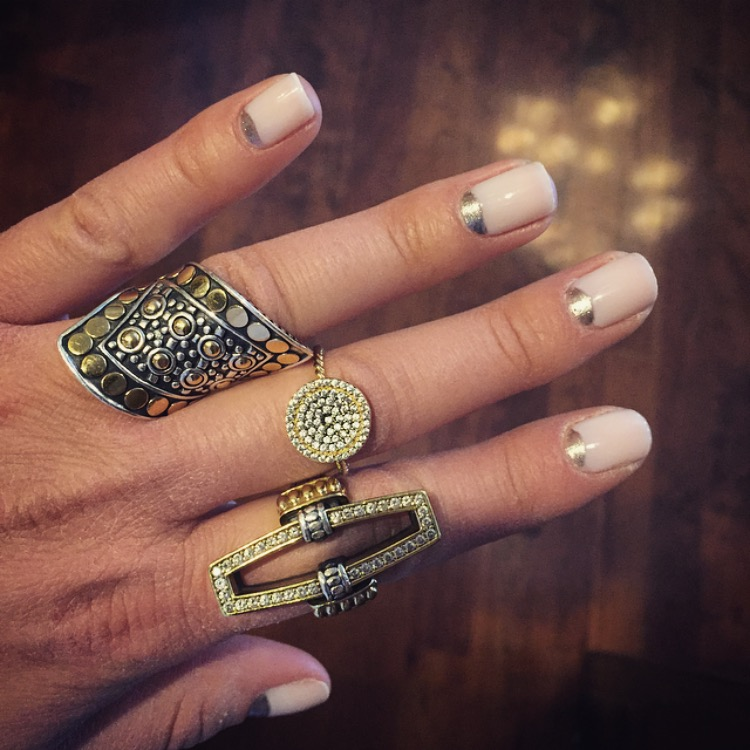 vegas style sparkly jewelry