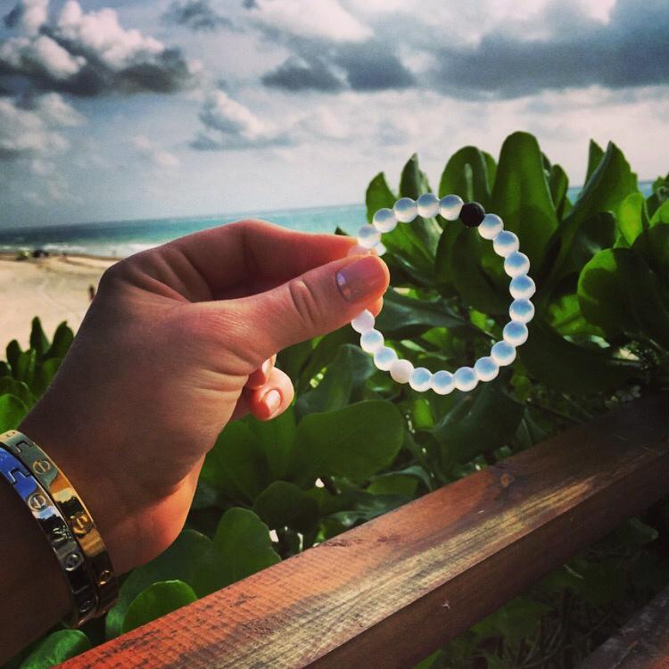tropical lokai bracelet inspo