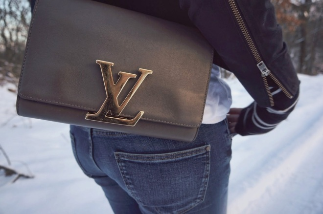 louis vuitton chic bag by ela mariie