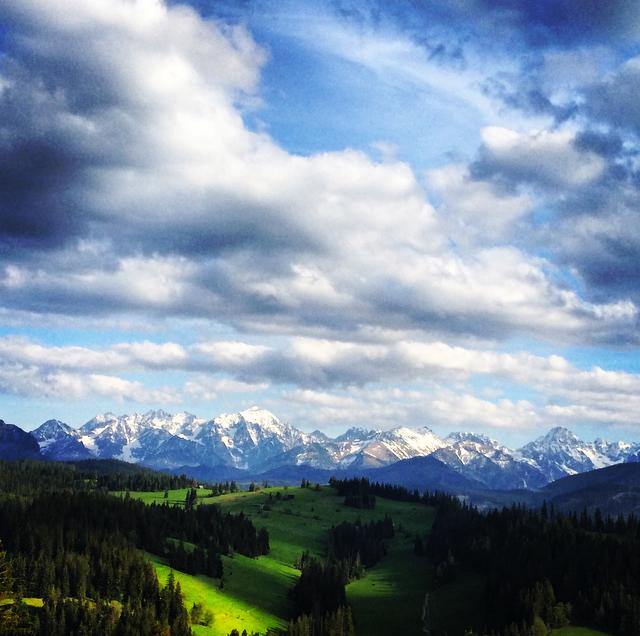 mountains of poland