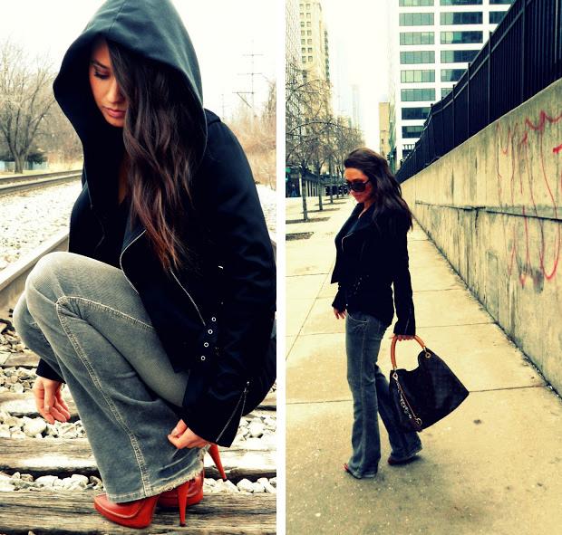 city grunge style