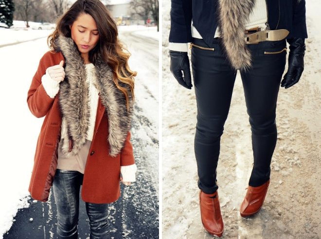 winter chic fashion