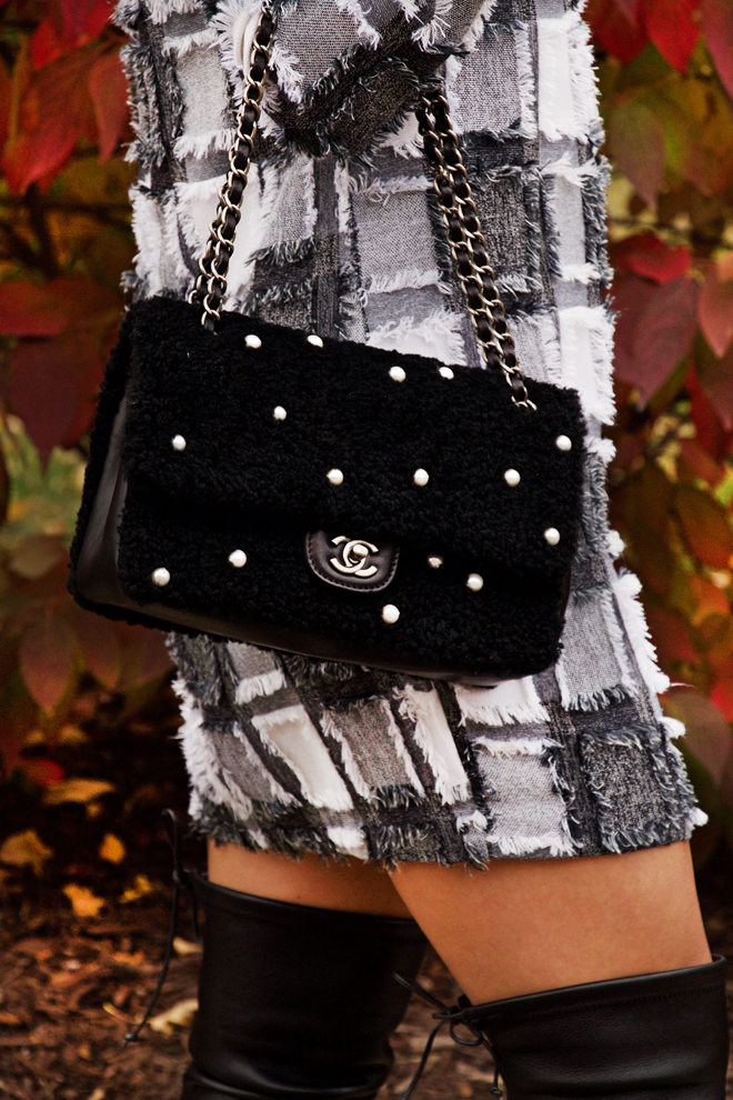 chanel statement bag