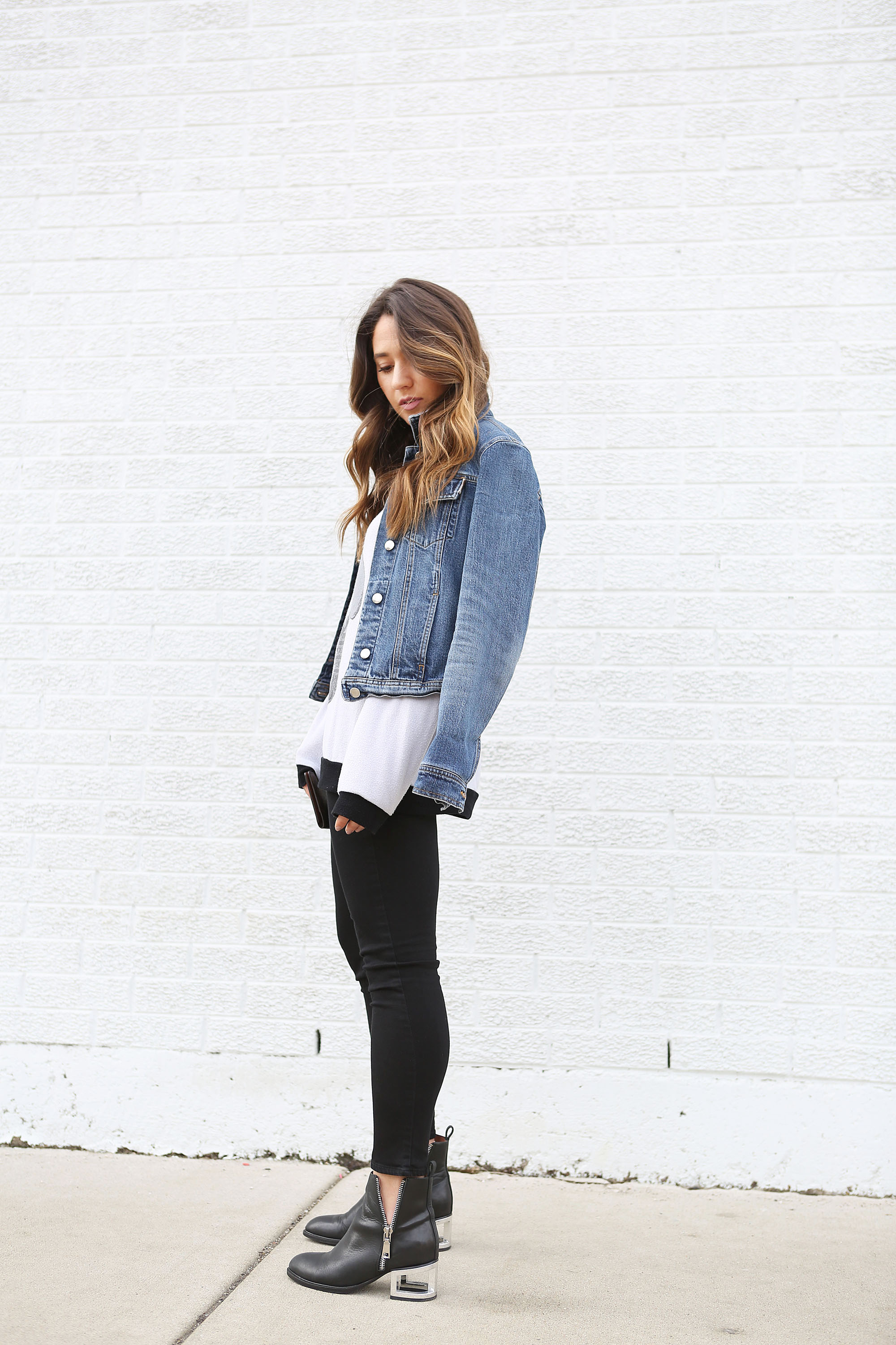 jeffrey-campbell-booties-black-jeans-denim-jacket