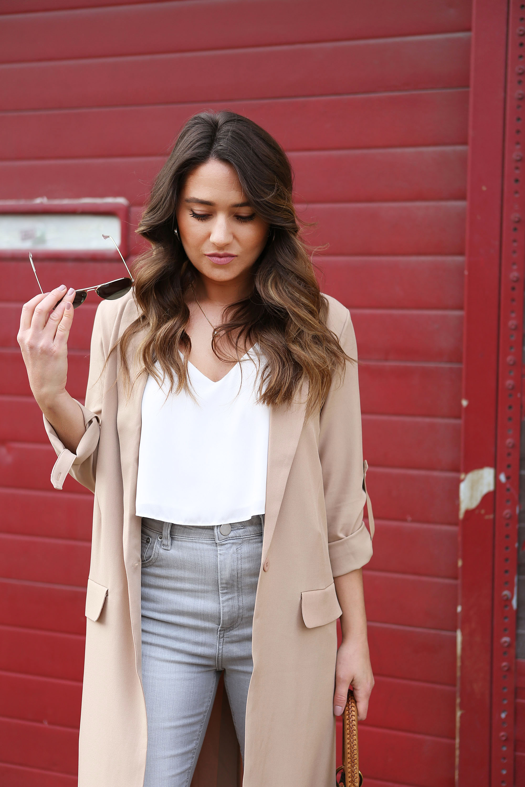 white-crop-top-trench-coat