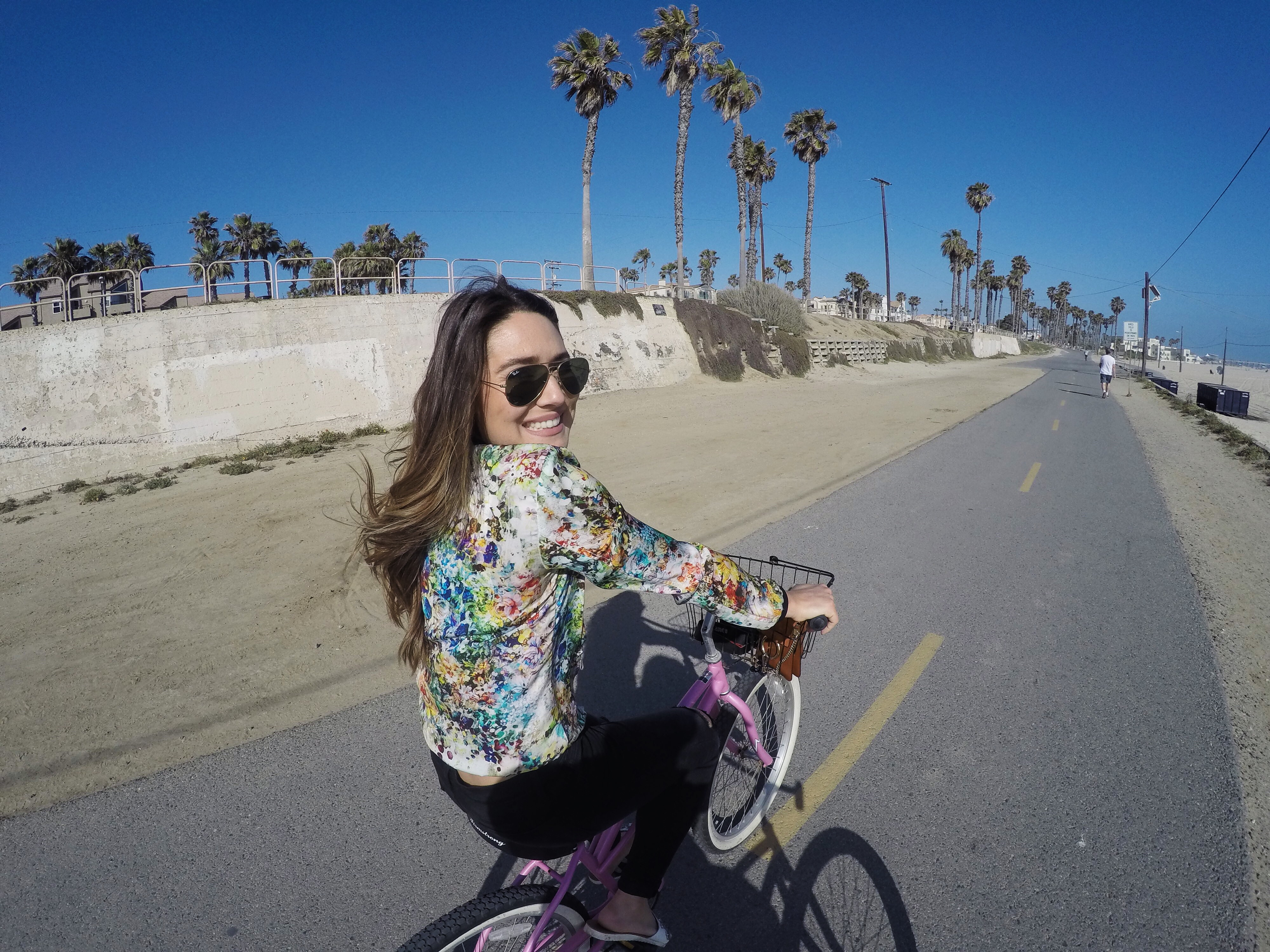 floral-bomber-beach-cruiser-bike