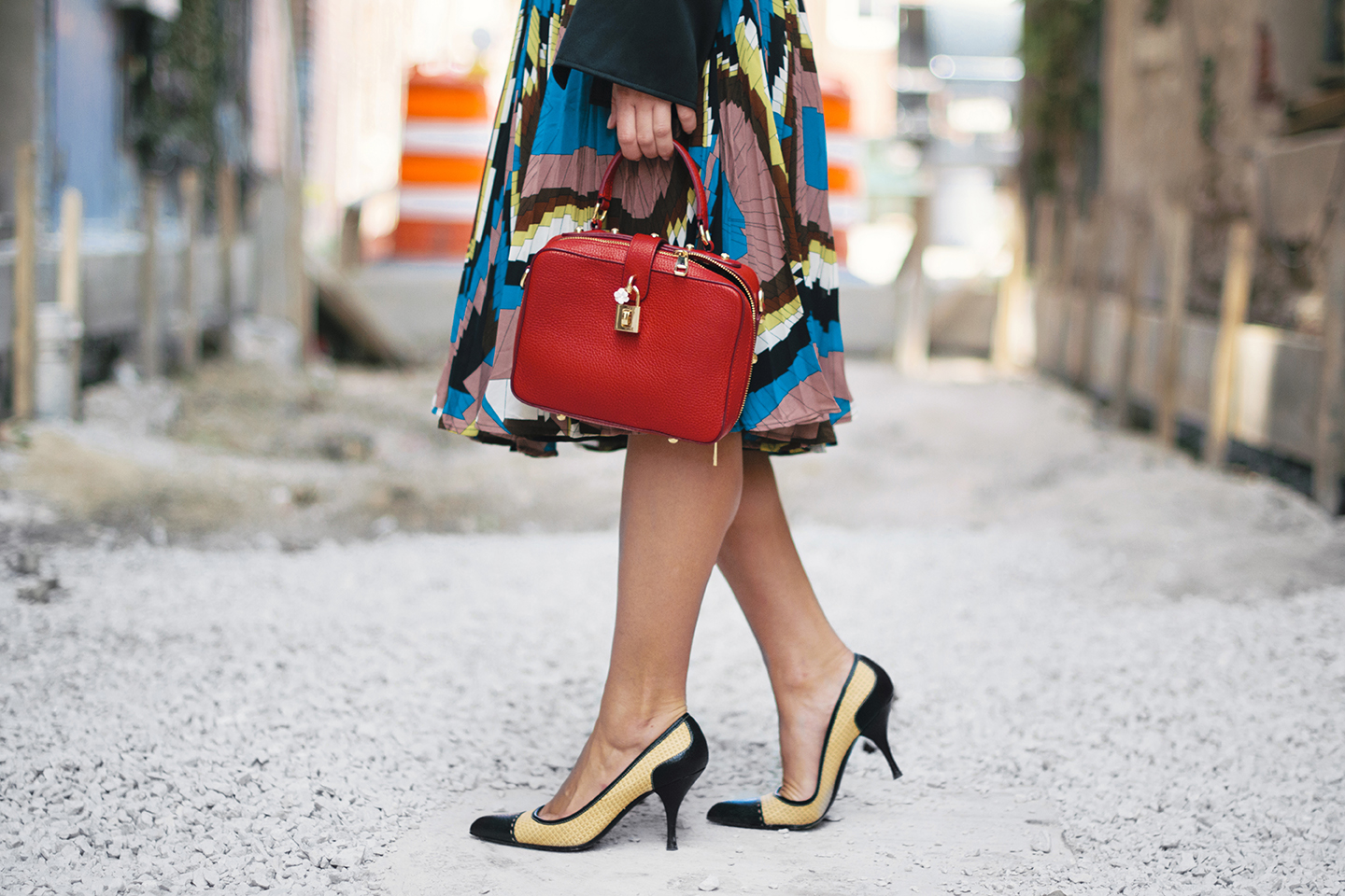 dolce-and-gabbana-purse-red-prada-shoes