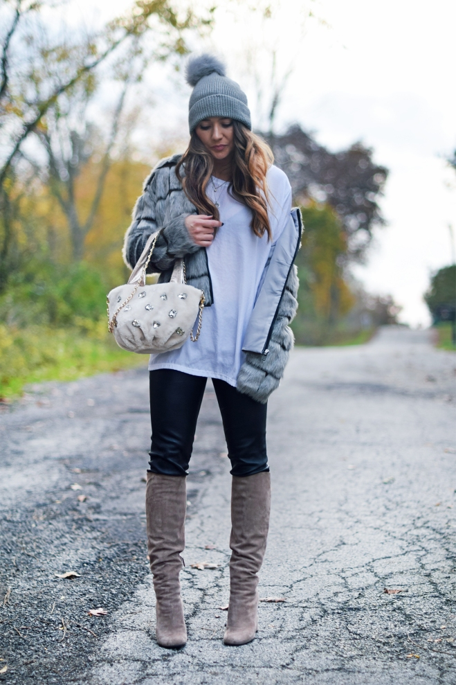 gray-fur-coat-with-boots
